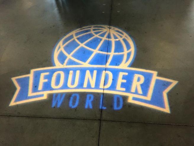Founder World San Francisco F50 2015